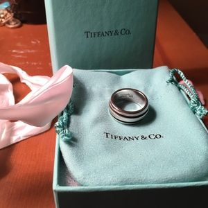 Tiffany&Co thick ring